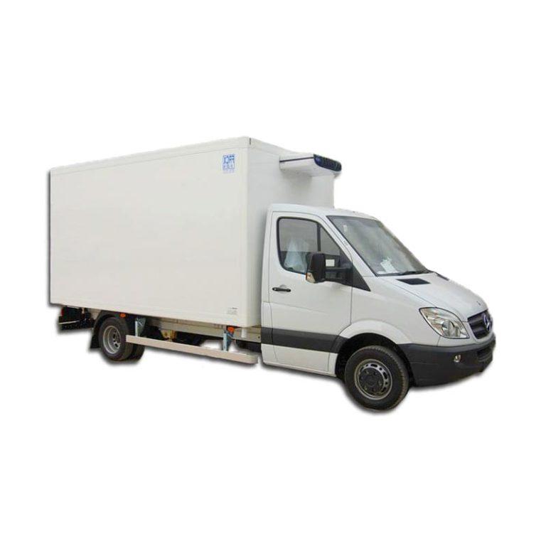 Alcar Alquiler De Vehiculos Grupo 7 1 Furgon Refrigerado Isotermo cantabria